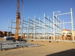 Steel Setup September 2014