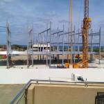 Construction October 2014