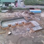 Condominium Construction in Aruba